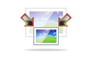 روش های سریع کاهش حجم عکس و تغییر سایز تصویر در ویندوز