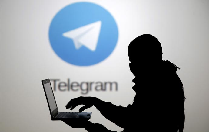 آموزش ریپورت کانال تلگرام