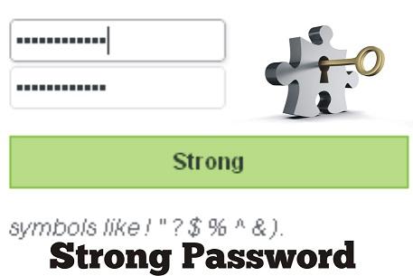انتخاب یک رمز عبور قوی و ویژگی های یک پسورد خوب