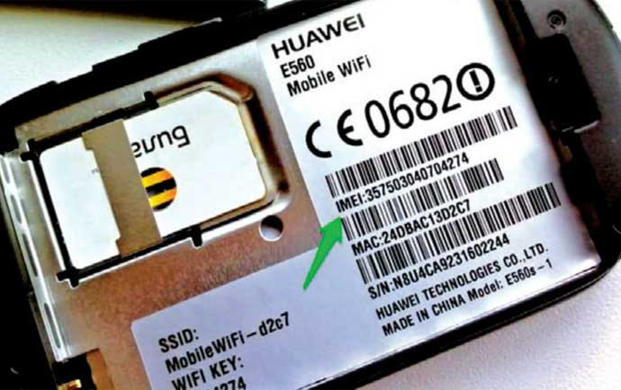 آشنایی با کد IMEI یا سریال گوشی
