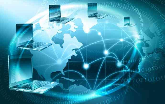 شبکه کردن دو کامپیوتر