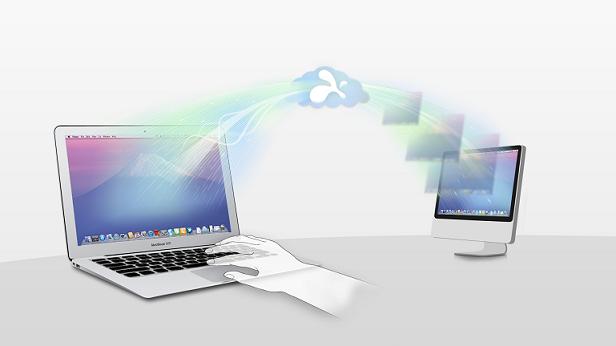 اتصال به کامپیوتر دیگران از طریق اینترنت