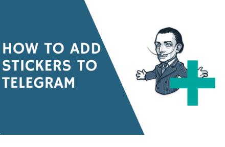 ساخت استیکر شخصی تلگرام به وسیله ربات ساخت استیکر