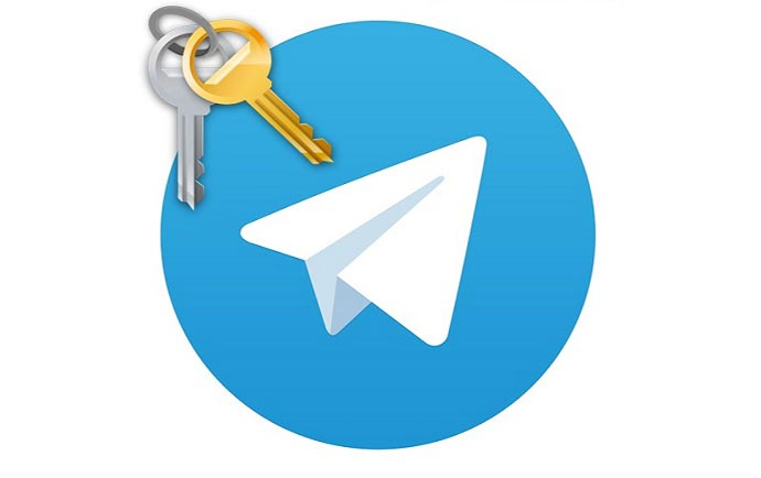 بازیابی رمز دوم تلگرام