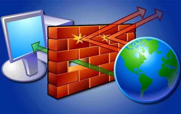راهنمای تنظیمات فایروال ویندوز WINDOWS FIREWALL