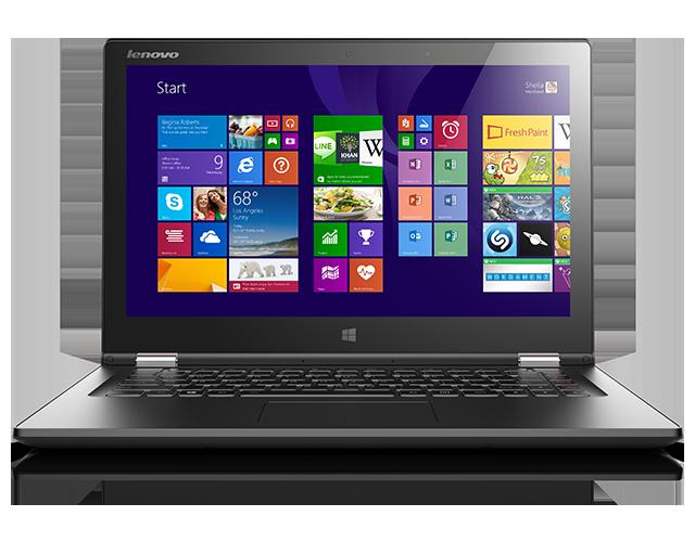 معرفی لپ تاپ دانشجویی لنوو 13 اینچی Yoga 2 PRO E