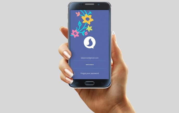 فعال کردن قابلیت تماس صوتی پیام رسان سروش