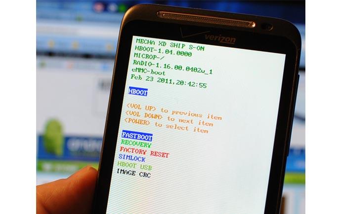 راهنمای دانلود رام رسمی اچ تی سی HTC