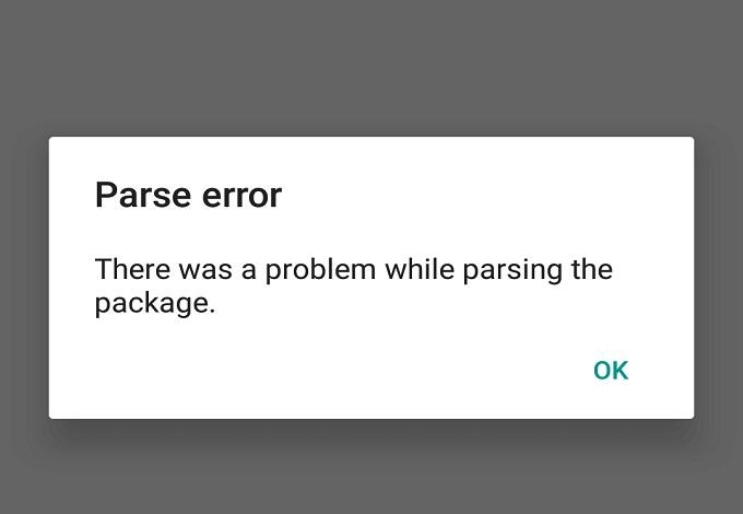نصب نشدن تلگرام روی گوشی اندروید