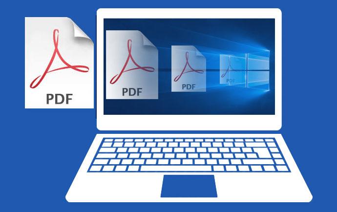آموزش بازیابی فایل pdf