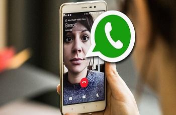 برقراری تماس تصویری واتساپ