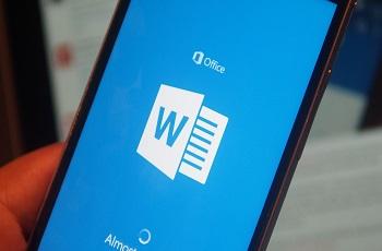 باز کردن فایل ورد در اندروید
