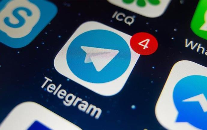 آموزش حذف کانال تلگرام و غیر فعال کردن leave channel