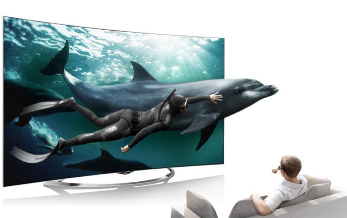 تلویزیون های سه بعدی چگونه کار می کنند؟