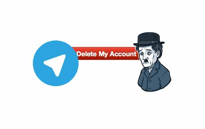 دیلیت اکانت تلگرام ، حذف اکانت تلگرام