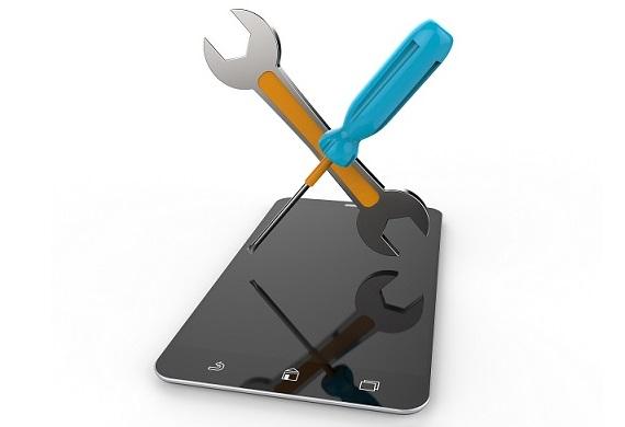 رفع مشکلات موبایل و گوشی های هوشمند