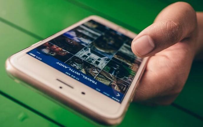 بازیابی عکسهای پاک شده از روی آیفون