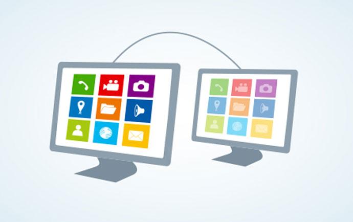 معرفی نرم افزارهای مشابه anydesk