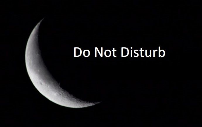 قابلیت Do not disturb ایفون