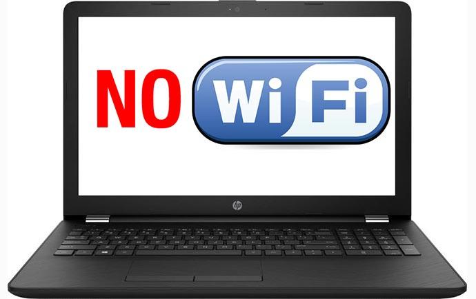 حل مشکل وصل نشدن وای فای لپ تاپ در ویندوز