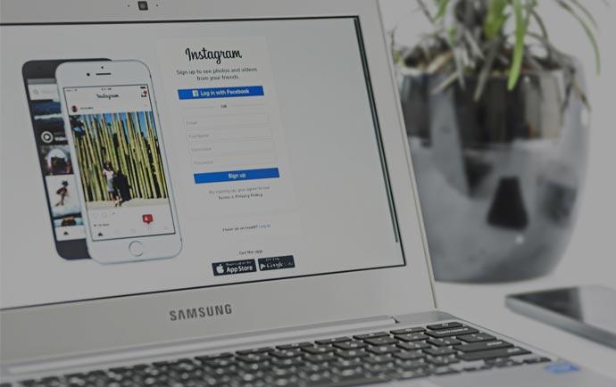 آشنایی با سایت اینستاگرام تحت وب و پست گذاشتن از سایت اینستاگرام