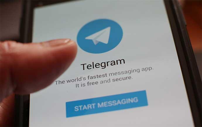 دلایل خطای نصب تلگرام