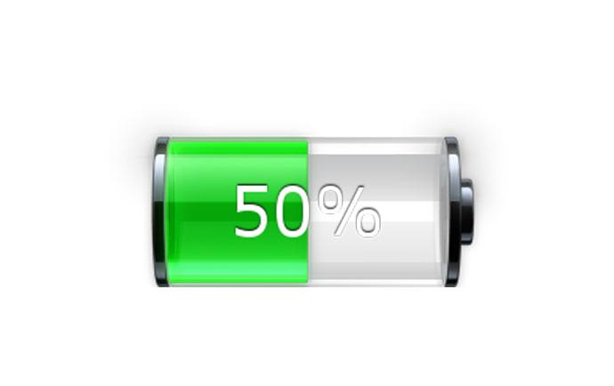 آموزش نمایش درصد باتری در اندروید