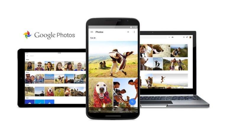 بکاپ گیری از عکس های گوشی با گوگل فوتو