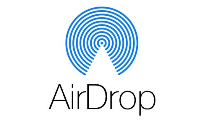 ایردراپ ( AirDrop ) در آیفون