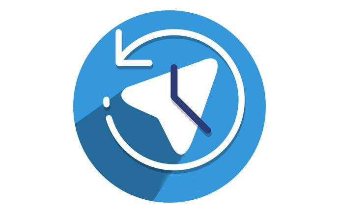 ریکاوری عکسهای پاک شده تلگرام