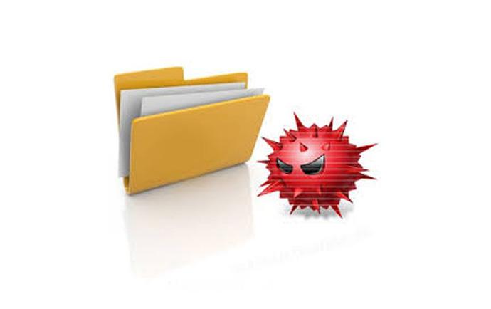 روش قطعی حذف ویروس new folder