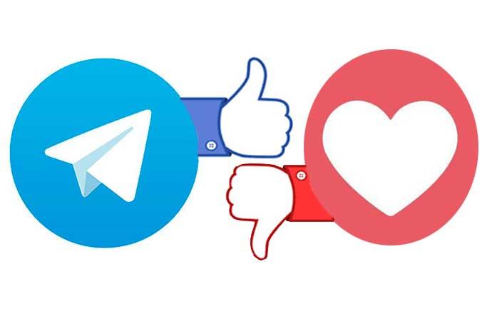 آموزش ارسال پست با قابلیت لایک کردن در تلگرام