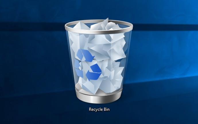 راهنمای خالی کردن اتوماتیک سطل آشغال ویندوز