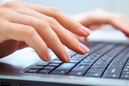 آموزش حل مشکل تایپ حرف پ در کیبورد