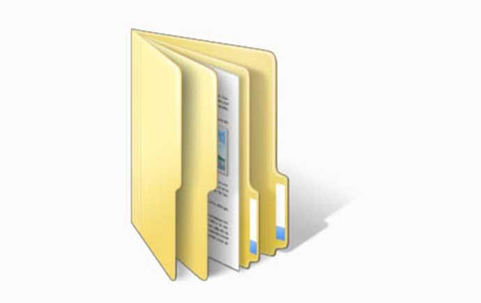 راهنمای مخفی سازی اسم فایل ها و فولدرها در ویندوز 7