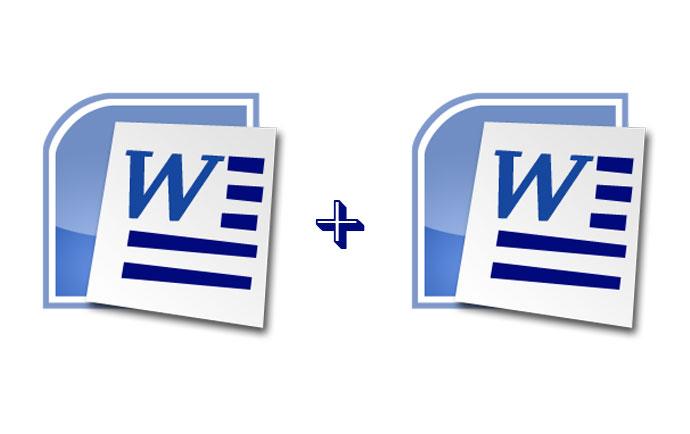 چسباندن فایل های ورد به یکدیگر بدون به هم خوردن تنظیمات