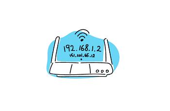 آموزش تغییر آی پی در ویندوز