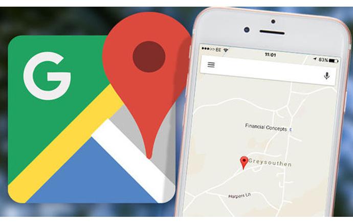 نقشه های آفلاین در گوگل مپ را مدیریت کنید