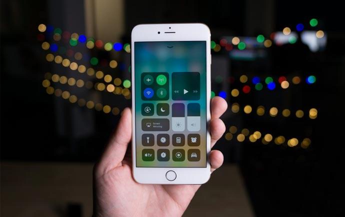 آموزش آپدیت آیفون به iOS11
