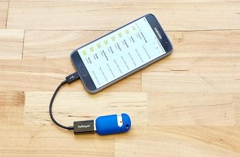راهنمای اتصال فلش به گوشی در اندروید و آیفون