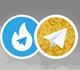 چرا تلگرام طلایی و هاتگرام از پلی استور حذف شدند؟