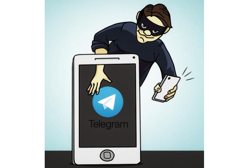 نحوه رمز گذاشتن روی تلگرام و قفل چت تلگرام