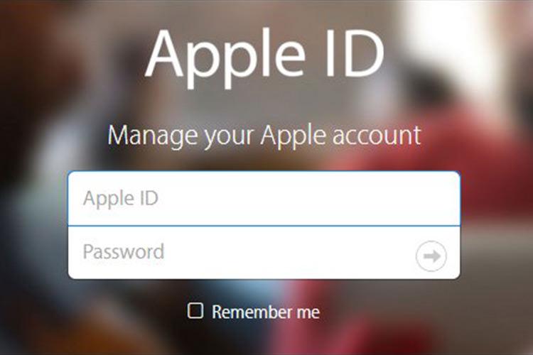 نحوه تغيير رمز اپل آيدی