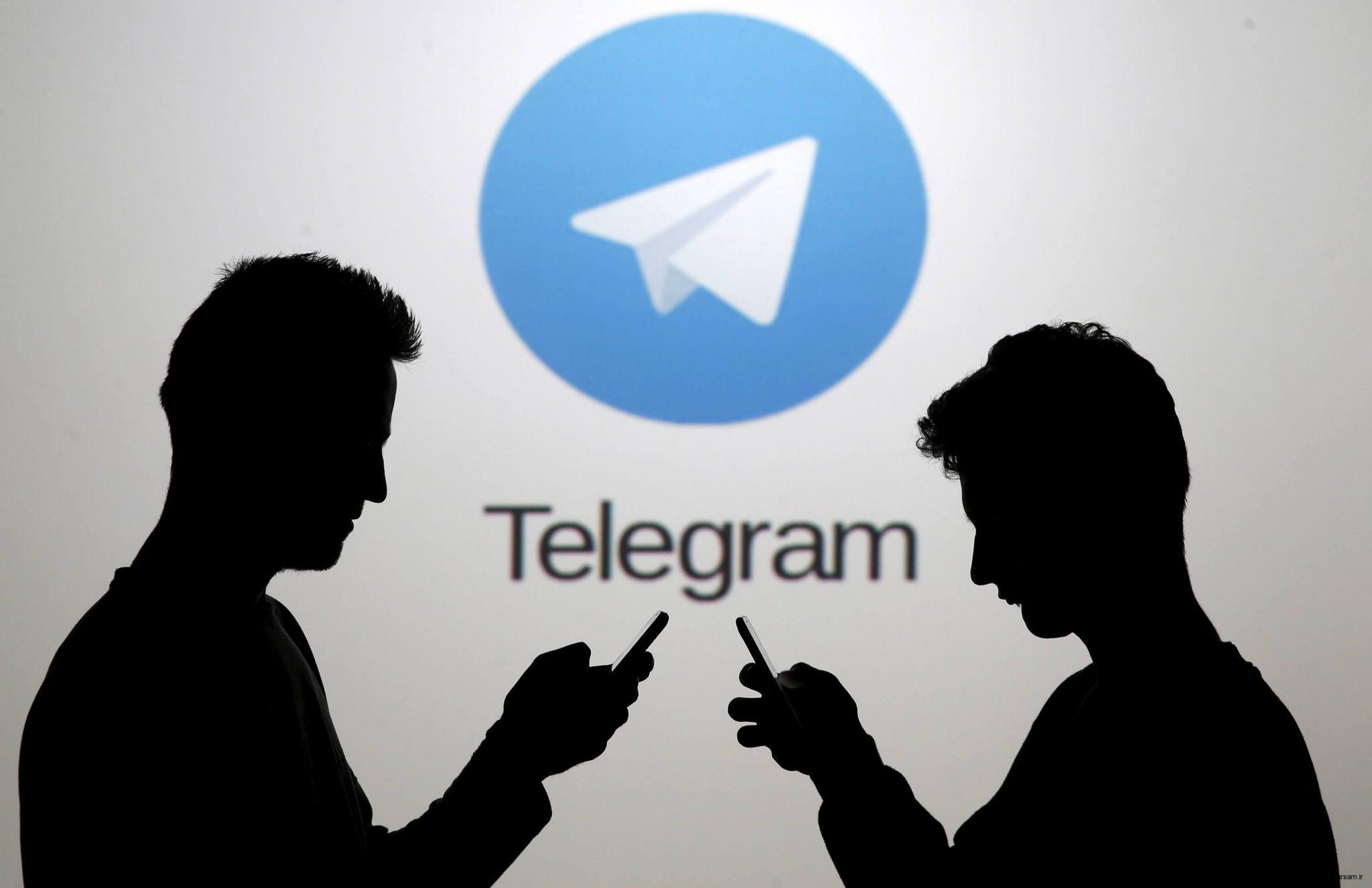 تغییر اندازه فونت تلگرام گوشی و تلگرام دسکتاپ