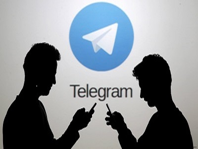 نحوه ریپورت کانال تلگرام در آیفون