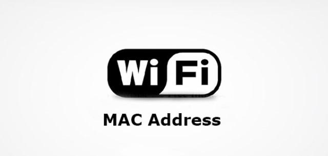 پیدا کردن مک آدرس لپ تاپ