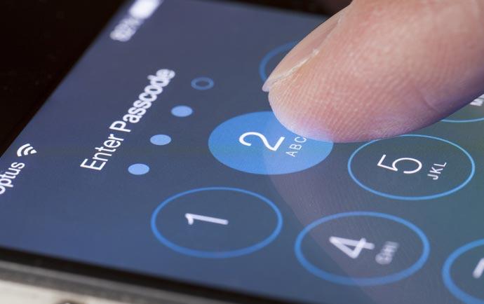 نحوه باز کردن قفل گوشی اندروید 4 و پایین تر