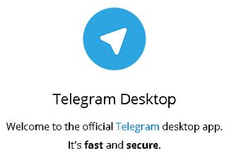 کلیدهای میانبر تلگرام دسکتاپ
